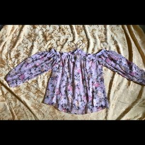 Floral blouse by bailey 44